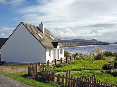 Photo for Detached dormer bungalow, in traditional style, in exceptional location right beside the beach…