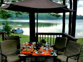 Photo for 3BR Cabin Vacation Rental in Curran, Michigan