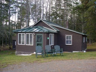 Photo for RM 8 - Shared water access at the Rangeley Manor cabin