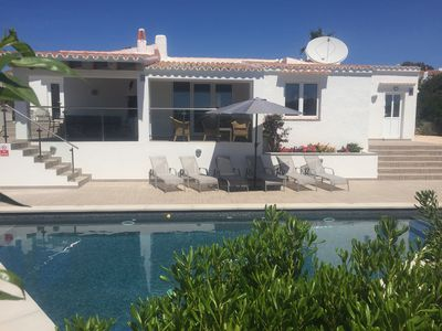 Photo for Modern Villa, full renovation! new pool, close to beach, restaurants and shops