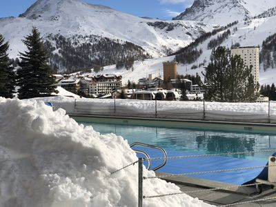 """Photo for Residence """"Conca Neve"""" the most exclusive of Sestriere"""