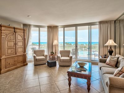 Photo for Silver Shells St Croix Unit 404, Exclusive Beach Resort! Spectacular Gulf Views!