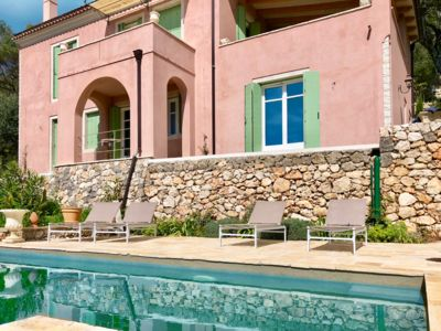 Photo for Newly built villa (2018), 3 Bedrooms with Private Pool & Sea View
