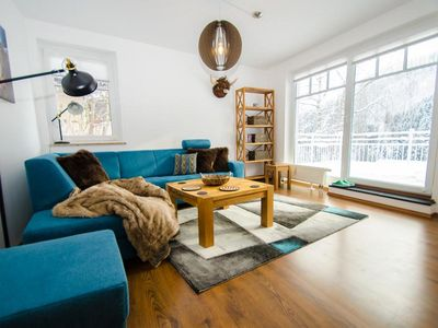 Photo for Zippy Penthouse, Lake & Mountain View Zell-am-See