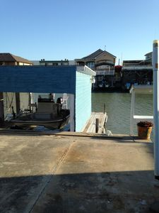 Photo for Fisherman's paradise. Waterfront with boat slip, covered boat lift and dock