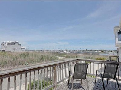 Photo for Beautiful Bay View,  Barnegat Light Ocean and Bay beaches short walk, ride away