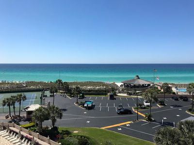 Photo for Unit 608 - Gulf View! East Pool View! Gold Unit!