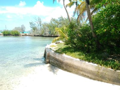 Photo for #1 Regatta Point, Private Cay on the Water SLEEPS 2 , look for 16% disc.7 nites