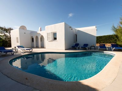 Photo for Holiday home with terrace and pool – Casa Ca Sa Mola