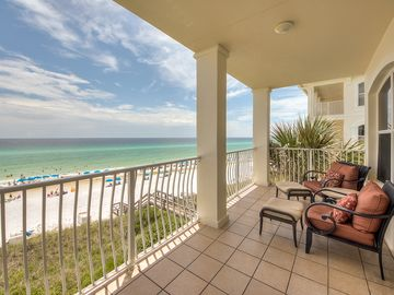 Beautiful Gulf Front Villa 4bd 3ba In Prime Location Great Views Pool