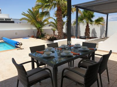 Photo for Villa Dulce Vista - 3 bedrooms, Heated Private Pool, with Mountain Views