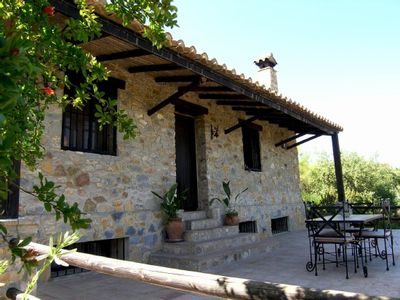 "Photo for Rural house ""La Casita de Piedra"" ten minutes from Ronda"