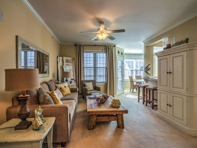Photo for Rehoboth Beach 2BR Condo w/Linens, Screened in Porch, Pool & Sleeps 6