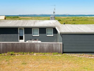 Photo for Tranquil Holiday Home in Ebeltoft Jutland with Sea View