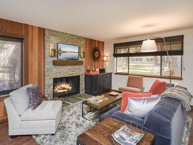 Living Area - Welcome to Incline Village! This condo is professionally managed by TurnKey Vacation Rentals.