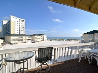 Photo for Stunning Views! Steps from the Beach! Paradise Awaits the whole family!