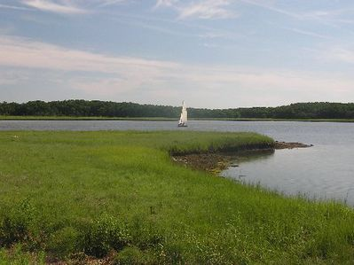 Sailing on the Slocum