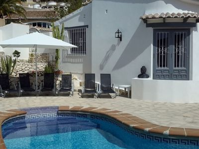 Photo for Beautiful contemporary villa for 6/8/10 people, with terraces and private swimming pool