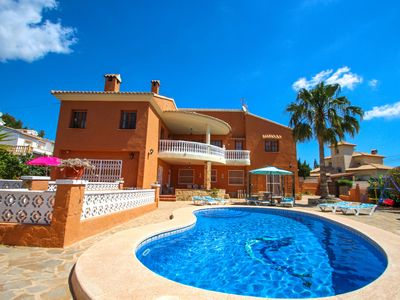 Photo for Carmen - holiday home on the beautiful Costa Blanca in Calpe
