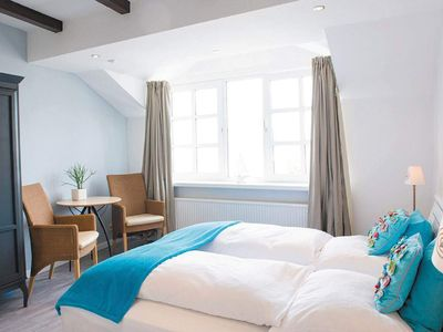 Photo for Double Room with Partial Sea View - Lodge by the Sea