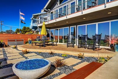 Private Deck to enjoy, with a BBQ