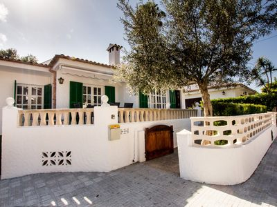 Photo for Arenas - Beautiful holiday home just 200 meters from the beach