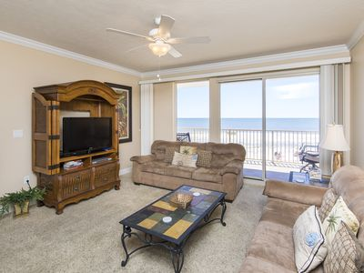 Photo for Premier Gulf Front Two Bedroom - Treasure Island #0204