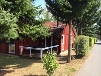 Photo for Cozy Sweden house in the holiday park Mirow