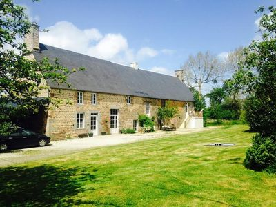 Photo for 2 room house  located between Mont St Michel and Caen