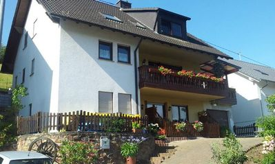 Photo for Holiday apartment Oberdiebach for 2 persons with 1 bedroom - Holiday apartment