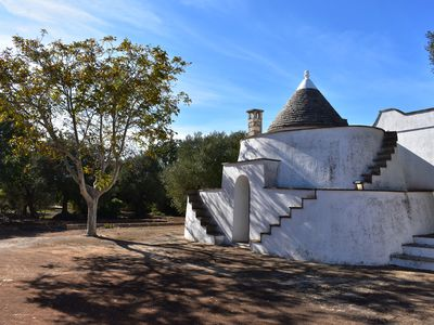 Photo for Luxury Amazing DesignTrullo  with private Pool and Spa in Best Location Wi-Fi