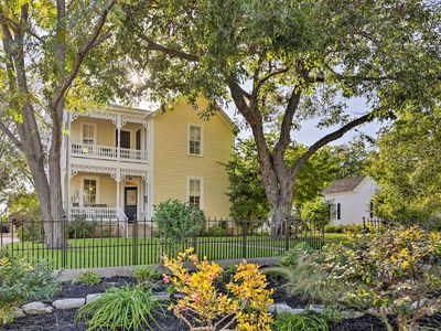 Photo for Charming Fredericksburg Home-1 block from Main St!