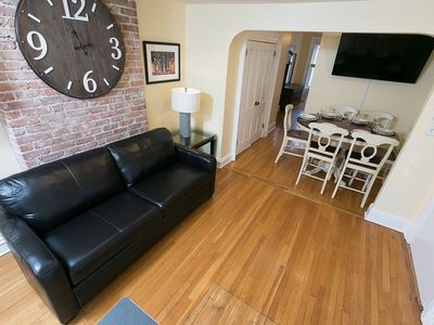 Photo for Sleeps 6 - 1 Bedroom - 1 Bath - 3 Beds - Just 7 Minutes to NYC 124.3