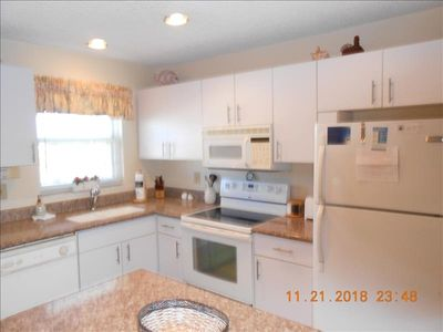 Photo for Large two bedroom with an updated open kitchen and spectacular Gulf of Mexico views