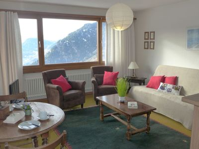 Photo for Apartment Les Bruyeres in Verbier - 2 persons, 1 bedrooms