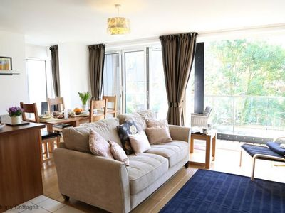 Photo for The Stour Apartment  -  a cottage that sleeps 4 guests  in 2 bedrooms