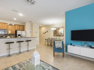 Photo for 4 Bedroom/3 Bathroom Paradise Palms (2939BP)