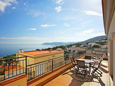 Photo for Vacation home Molina in Llançà - 5 persons, 2 bedrooms