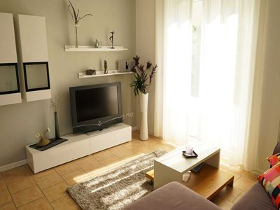 Photo for A 01: 45m², 2-room, 2 pers., Terr., WL (Type A) - F-1019 Lilac in the Baltic resort of Sellin