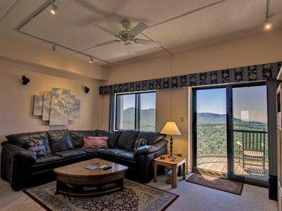 Photo for 5th Floor Condo on Sugar Mountain's Peak