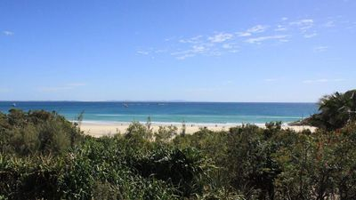 Photo for Claytons 5 | 4 bedroom, 2 bath, beachfront, awesome views from covered deck