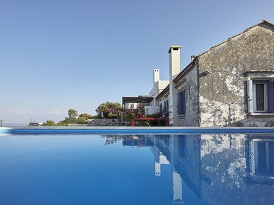 Photo for AMAZING 3BDR VILLA WITH PRIVATE POOL AND SEA VIEW