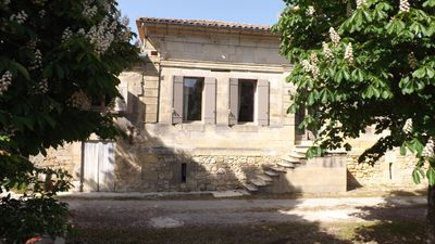 Photo for Cottage 2/4 people 15 km from Saint Emilion