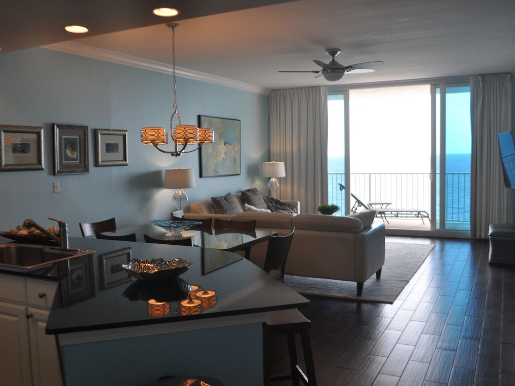 BEACH FRONT BLISS!! Best Location In Gulf Shores! San Carlos #1904! Be