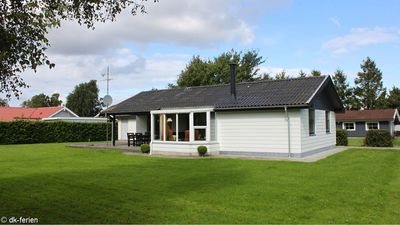 Photo for Neat holiday home for families, with extensive equipment, WiFi and oven