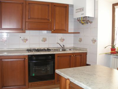 Photo for nice one bedroom apartment located in the historic center of the village.