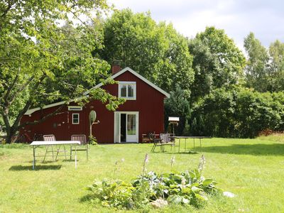 Photo for Holiday home in the Swedish style near Lake Vänern