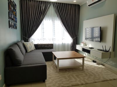 Photo for 3BR Apartment Vacation Rental in Bangi, Selangor