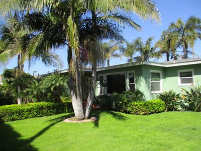Photo for 1 BLOCK to Beach & Bay  SPACIOUS HOME AND YARD