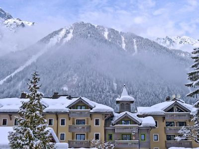 Photo for 1 bedroom accommodation in Chamonix